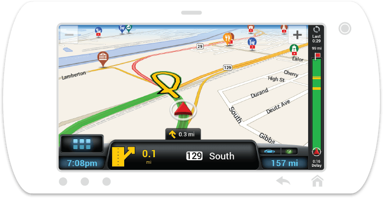 Commercial Truck Routing and Mileage Software | PC*MILER